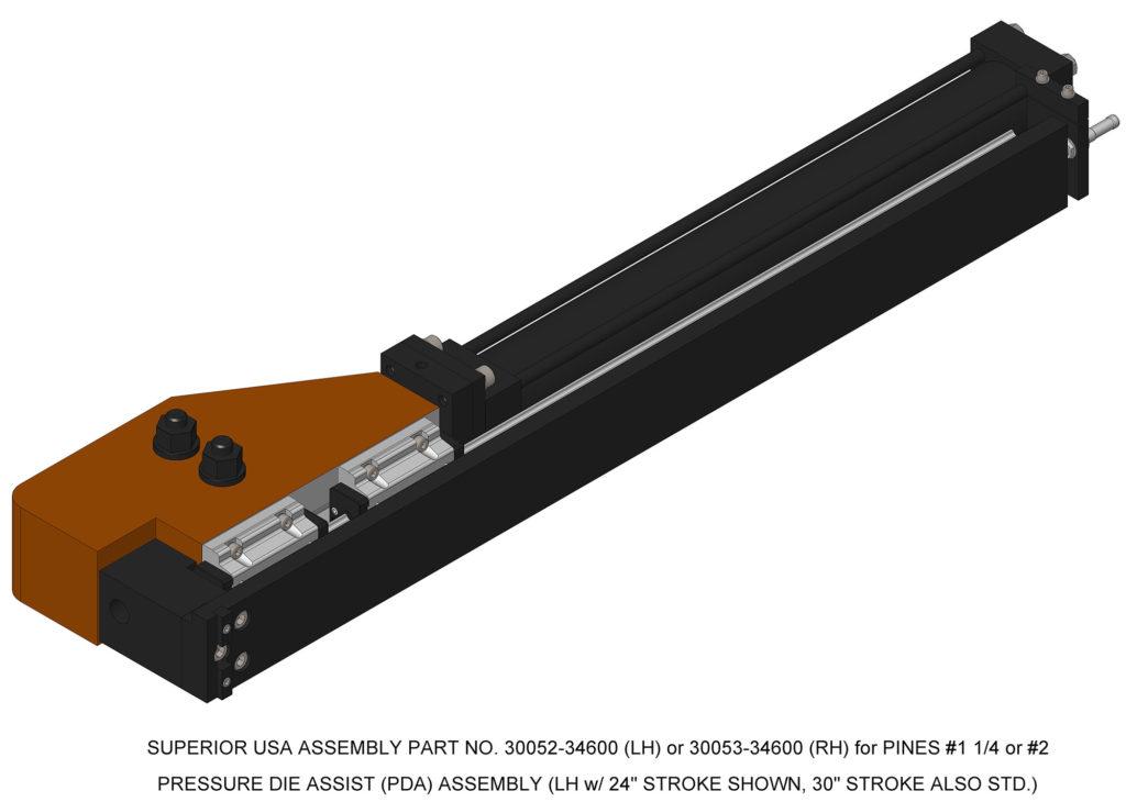 Bender Supply Superior USA Pines Bender Series 300 Pressure Die Assist Upgrade #1¼ & #2